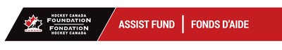 Hockey Canada Foundation Logo (CNW Group/Hockey Canada Foundation)