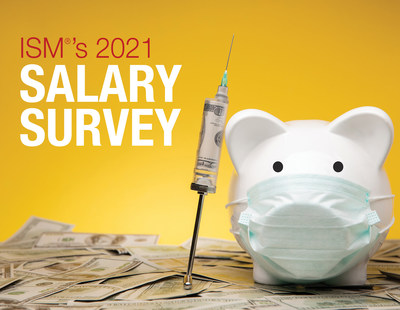 ISM®'s 2021 Salary Survey for Supply Chain Management