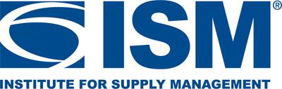 Institute for Supply Management logo. (PRNewsFoto/Institute for Supply Management)