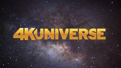 4KUNIVERSE logo (PRNewsfoto/4KUNIVERSE)