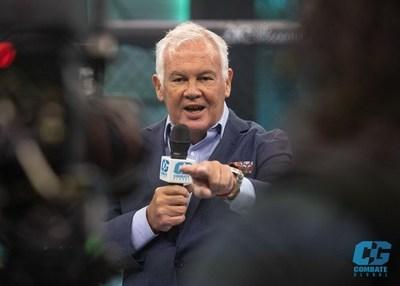 Combate Global CEO Campbell McLaren