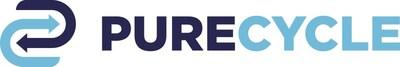 PureCycle logo (PRNewsfoto/PureCycle Technologies)
