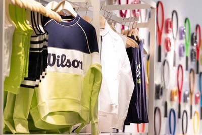 """The new Wilson Pop-Up Museum titled """"Love All: A Wilson Tennis Experience,"""" will open Thursday in New York and pay homage to Wilson's long-standing history in the sport of tennis, highlighting groundbreaking athletes and Wilson Advisory Staff members, and the extraordinary milestones in tennis innovation throughout."""