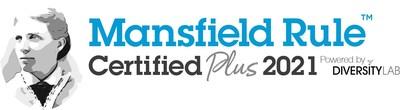 Katten achieved Mansfield Rule Certified Plus Status.