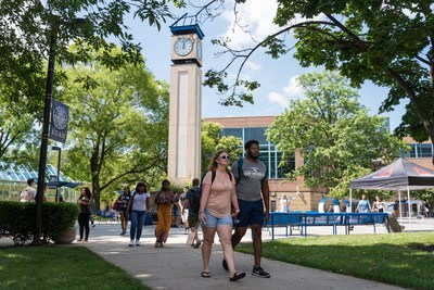 Kean University is ranked by U.S. News & World Report as a top performer for social mobility and innovation and among the nation's most diverse universities.