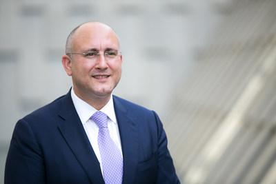 Oliver Schutzmann, CEO of Iridium Advisors, says rise in corporate sentiment reflects return to profitability.