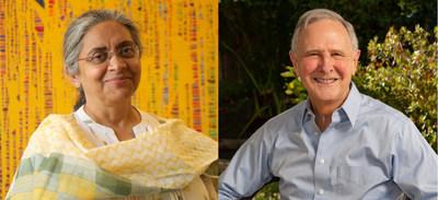 Dr Rukmini Banerji is awarded the 2021 Yidan Prize for Education Development, and Professor Eric A. Hanushek is awarded the 2021 Yidan Prize for Education Research.