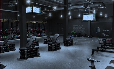 The Fort Athletic Club will showcase four first class boutiques inside of the 50,000 square foot facility. The above picture is EYS (Earn Your Stripes) https://fortathleticclub.com/eys/