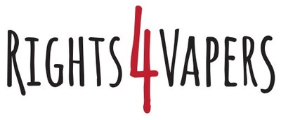 www.rights4vapers.com (CNW Group/Rights 4 Vapers)